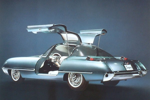 1962 Ford Cougar