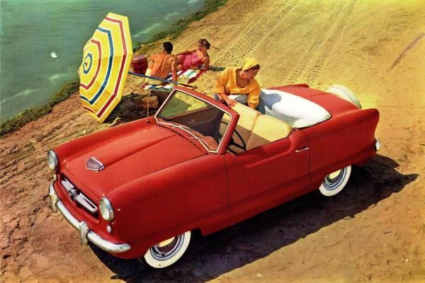 Some Of The Smallest American Cars From The 50 S 60 S 70