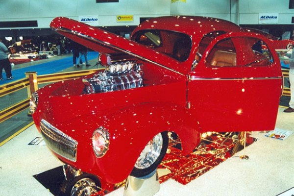 2004 Al Brockly 1937 Willys Coupe