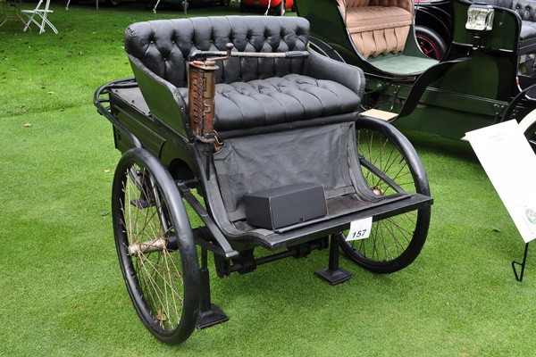 1899 Edison Electric Runabout The Henry Ford