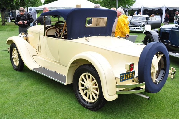 1925 Franklin Series 11 Sport Runabout The Franklin Museum