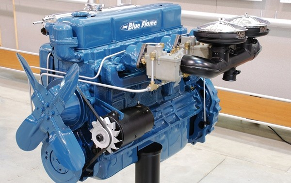 235 Blue Flame Engine For Sale Autos Post