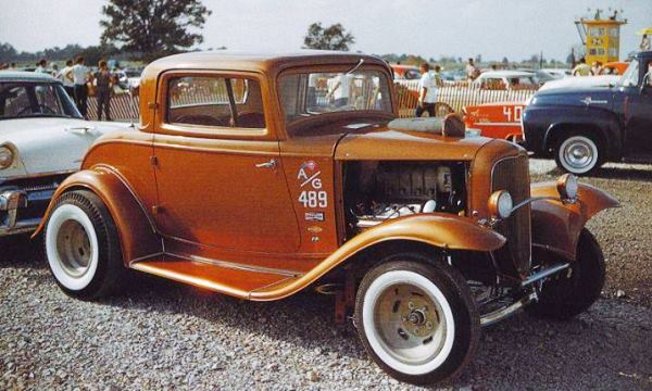 1932 Ford Model B 5-Window Custom Coupe All Steel 327 V8 Amazing in ,