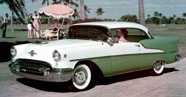 The Year in Cars: 1955   Mac's Motor City Garage