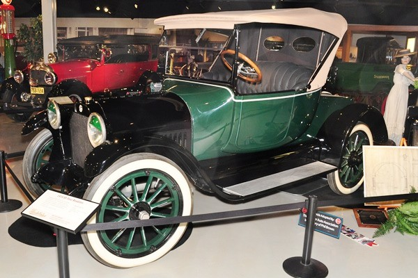 A Visit To The Studebaker National Museum Mac S Motor