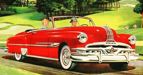 The Year in Cars: 1952 | Mac's Motor City Garage