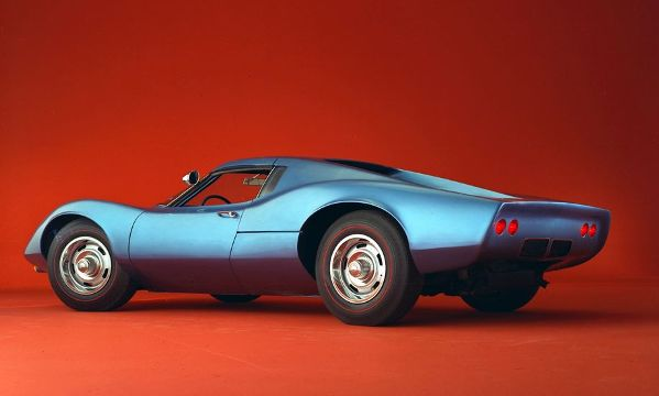 Gm S First Mid Engine Corvette The 1968 Chevrolet Astro