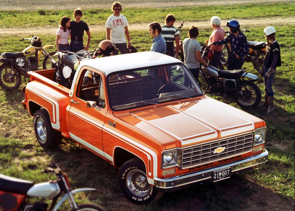 The Square Bodies Gm S 1973 87 Light Trucks Mac S Motor City Garage